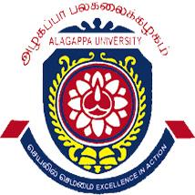 Alagappa University Logo