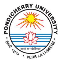 Pondicherry-University-LOGO